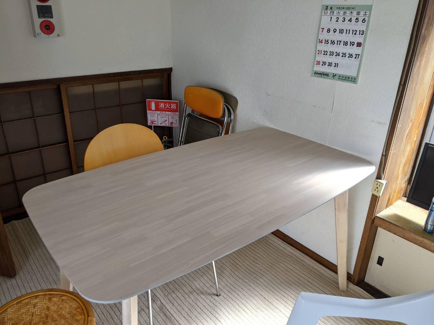 アポロン テーブル